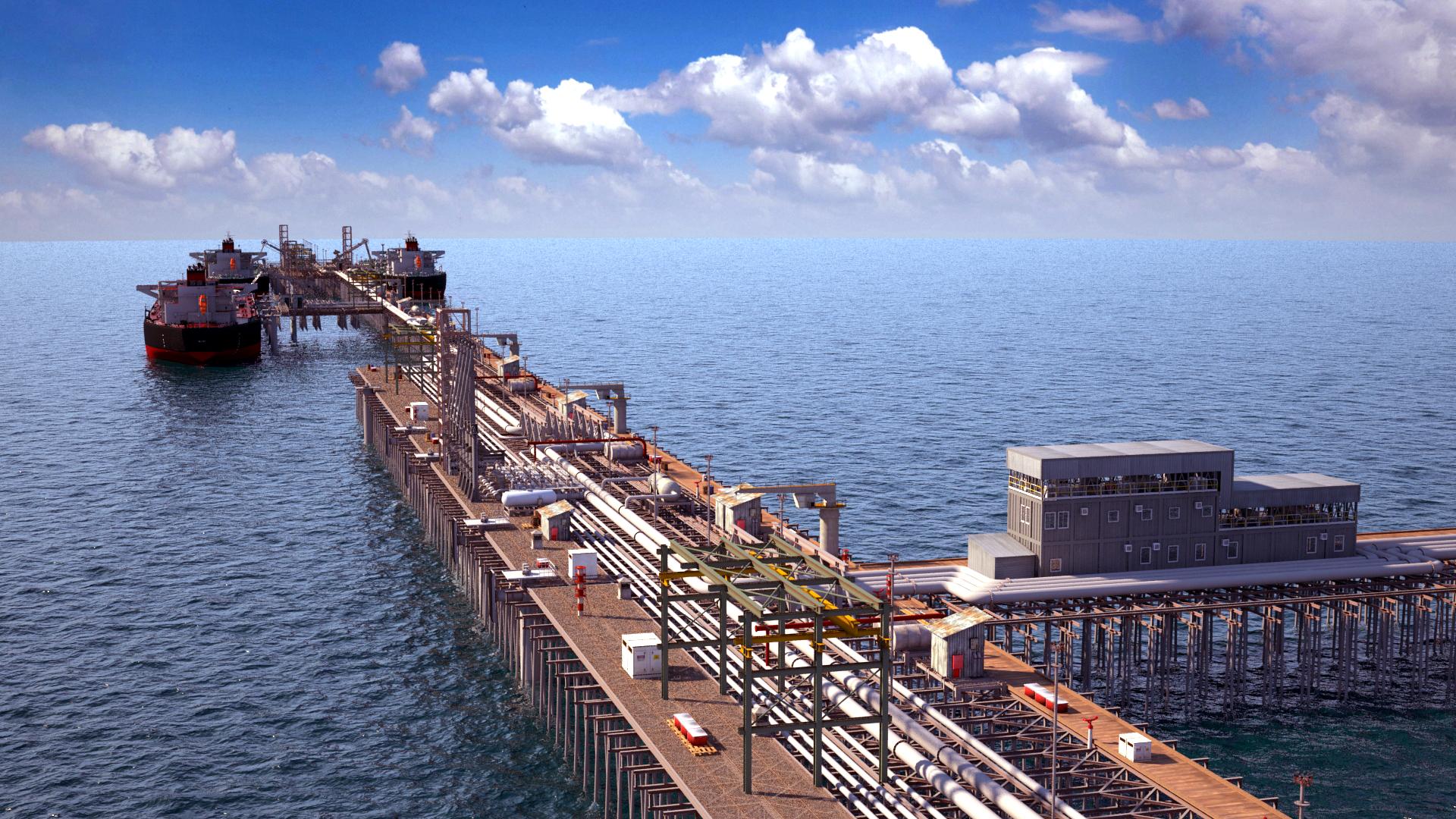پروژه شرکت پایانه های نفتی ایران